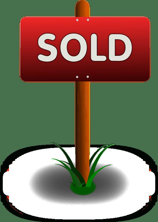 Je huis verkocht - Verheug je op een verkochtbord